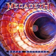 MEGADETH - SUPER COLLIDER (LIMITED DELUXE VERSION) 2 VINYL LP 11 TRACKS  NEW+