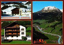 Sölden , Ötztal , Tirol , Ansichtskarte