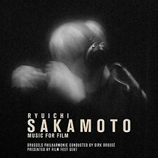 Ryuichi Sakamoto - Music For Film - Brussels Philharmonic (2016, CD NIEUW)