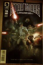 THE STAR WARS #1  George Lucas' Original 1974 Story Draft 2013 1st Printing