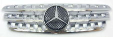 MERCEDES-BENZ W163 98- Front Bumper Radiator Grille Chrome Central Brand NEW
