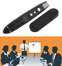Wireless PowerPoint Presentation USB Presenter Remote with Laser Pointer UF