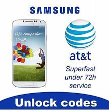 UNLOCK CODE for Samsung Galaxy S3 III SGH-I747 - FACTORY UNLOCK *AT&T USA*0-72 h