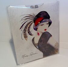 Maranda-Ti Lightweight Ladies Art Deco Pocket Torch Sophia Gift Handbag or Purse
