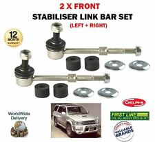 FOR TOYOTA HILUX SURF 2.4DT 3.0DT 3.0 1988 -1995 2 X FRONT STABILISER LINK BARS