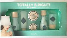 Benefit Cosmetics Totally B Right 6-pc Radiant Skincare Set/Lot~It's Potent! Eye