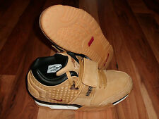 Nike Air Trainer Victor Cruz PRM HAYSTACK WHEAT/RED/BLCK SZ US 7.5, 8,11,12