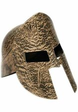 Plastic Spartan Hat Helmet Soldier Fancy Dress Stag Party 300 Film BC Sparta UK