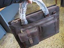 Piquadro Frame Brown Organized Portfolio Bag/Briefcase CA1619FR/M