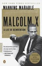Malcolm X : A Life of Reinvention by Manning Marable (2011, Paperback)