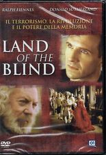 LAND OF THE BLIND - DVD (NUOVO SIGILLATO)