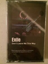 Exile ----Don't Leave Me This Way----