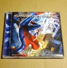 The Amazing Spider - Man 2 Soundtrack 2014 USA CD MINT #H04