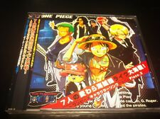0140 CD One Piece Live Daikaisen Character Song Album 2 Soundtrack Music Film