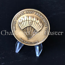 US Army Golden Knights Parachute Team Challenge Coin