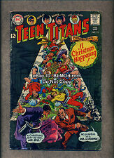 1968 Teen Titans #13 VG First Print DC Comics Christmas Happening