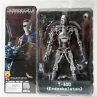"NECA TERMINATOR 2 Judgment Day T-800 Endoskeleton 7"" Action Figure"