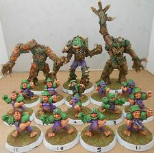 2004 halfling Bloodbowl 3rd Edition Citadel PRO PAINTED TEAM FANTASY CALCIO GW