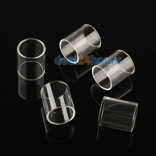 5pcs Clear Replacement Pyrex Glass Tube for Smok TFV4 Tank