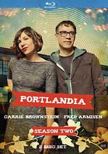 DVD: Portlandia: Season 2, . Acceptable Cond.: Fred Armisen, Carrie Brownstein