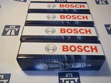 4 x BOSCH + 8 FR7DC + bougies d'allumage Peugeot 106, 205, 309, 306, 406, Partner, Boxer