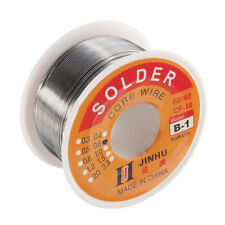 100G 60/40 Tin Lead Roll Solder Wire Rosin Core Soldering 2% Flux Reel Tube AD