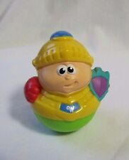 PLAYSKOOL Weebles Weeble Wobble SOLDIER KNIGHT PRINCE Toy Playschool for CASTLE