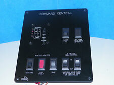 *NEW* RV KIB m1209 PANEL BOARD SLIDE OUT, WATER PUMP, TANKS, HEATER BATTERY GAS