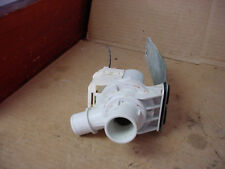 GE Washer Drain Pump Part # WH23X10013