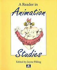 A Reader in Animation Studies (1998, Paperback)