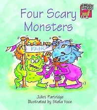 Four Scary Monsters (Cambridge Reading)