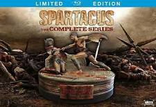 Spartacus : The Complete Collection LIMITED EDITION  (Blu-ray Disc set)