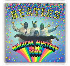 BEATLES MAGICAL MYSTERY TOUR 1967 EP COVER FRIDGE MAGNET IMAN NEVERA