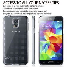 YellowKnife Samsung Galaxy S5 Case [CRYSTAL VIEW] -ENHANCED AND REVISED
