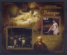 Ivory Coast-Art-Painting- Baroque -  Rembrandt