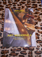 CATALOGUE ARTCURIAL - ART MODERNE II - COCTEAU, ARTAUD, DALI, FOUJITA, ...