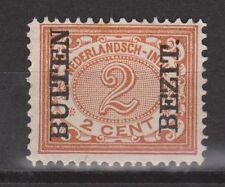 Nederlands Indie Netherlands Indies Indonesie 83 MLH CANCEL BUITEN BEZIT 1908