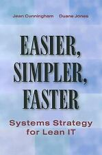 Easier, Simpler, Faster: Systems Strategy for Lean IT-ExLibrary