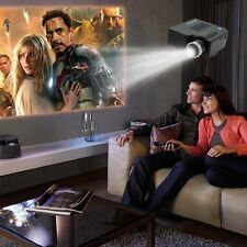 2015 LCD/LED Video Projector Home Audio Theater 1080p HDMI HD PS4 Movie Night us