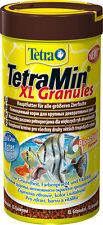 Tetramin XL Granules,l Complete Food For all Tropical Fish,82g/250ml , tetra