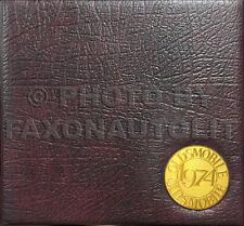 1974 Olds Color Upholstery Dealer Album 88 98 Toronado Cutlass Omega Oldsmobile