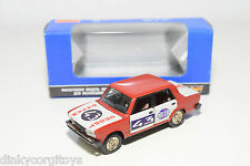 RUSSIAN CCCP USSR NOVOEXPORT LADA 2105 BA3 RALLY RED MINT BOXED