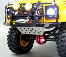 RC 1/10 Scale Truck Accessories METAL SERVO GUARD Gelande Defender