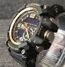 CASIO G SHOCK GG-1000GB-1A MUDMASTER ANALOG&DIGITAL TWIN SENSOR  BRAND NEW