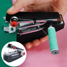 Home Stitch Clothes Pocket Mini Handheld Manual Sewing Machine Sergers JL