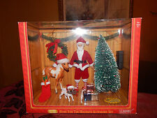 Breyer Traditional #700304 HOME FOR THE HOLIDAYS - 2004 Christmas Set - New!