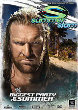 WWE - SummerSlam 2007 (DVD, 2007) SKU 2111