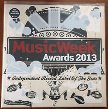 Music Week Awards 2013 Presents Bella Union & Infectious clear vinyl LP Drenge