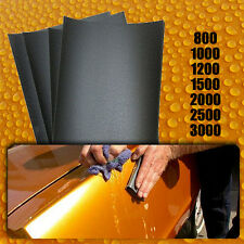 50 Wet and Dry Sandpaper Sheets 1000 Grit Sand Paper