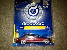 HOT WHEELS DROPSTARS MAYBACH 62 Red/Black #G7067 1:50 New Old Stock!